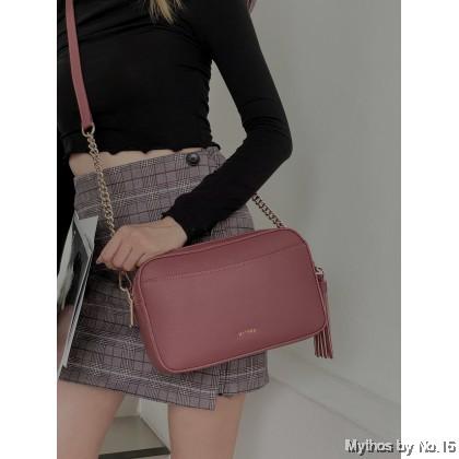 Adeline Camera Bag - Wooden Purple