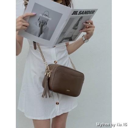Adeline Camera Bag - Coffee Mocha